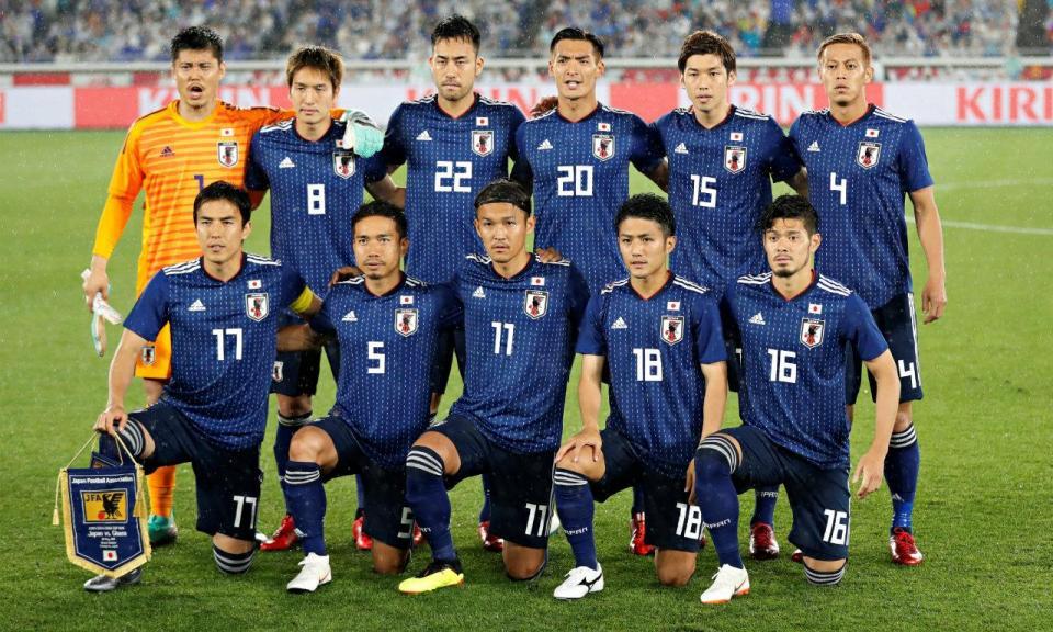 Mundial 2018: Japão foi a última seleção a aterrar na Rússia