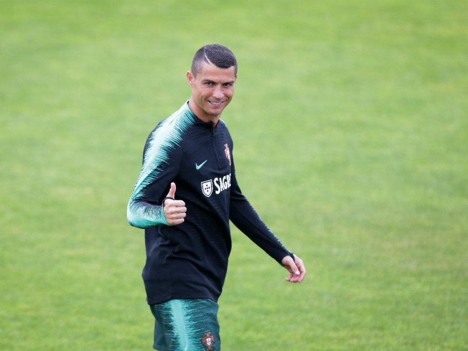 Sporting recebe 2,25 milhões de euros por Cristiano Ronaldo