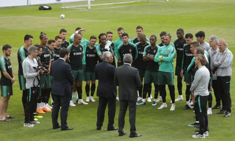 Ranking FIFA: Portugal mantém quarto lugar antes do Mundial2018