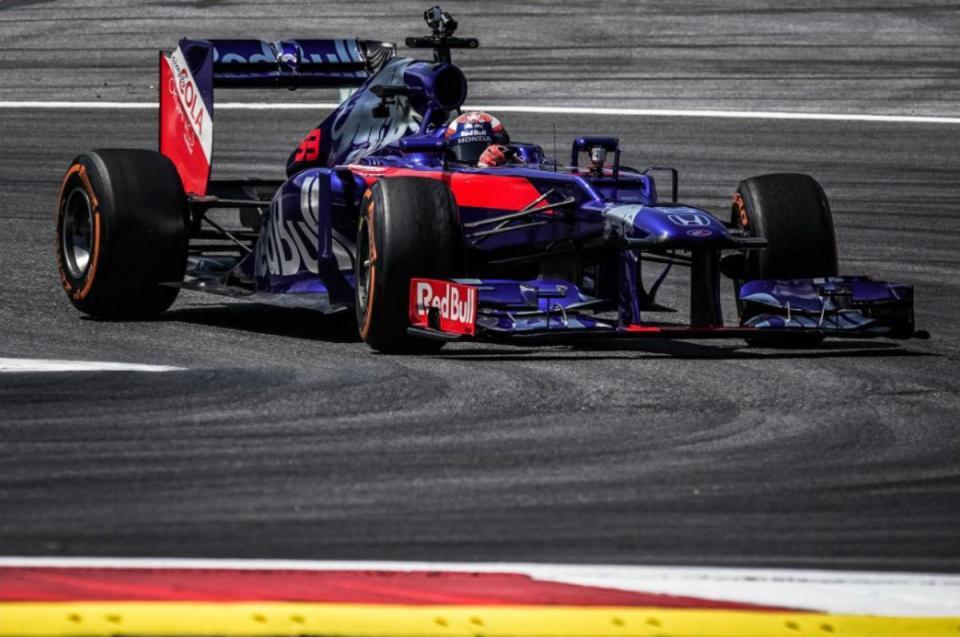 """Marc Márquez já pilotou o Red Bull F1 e foi uma """"experiência incrível"""""""