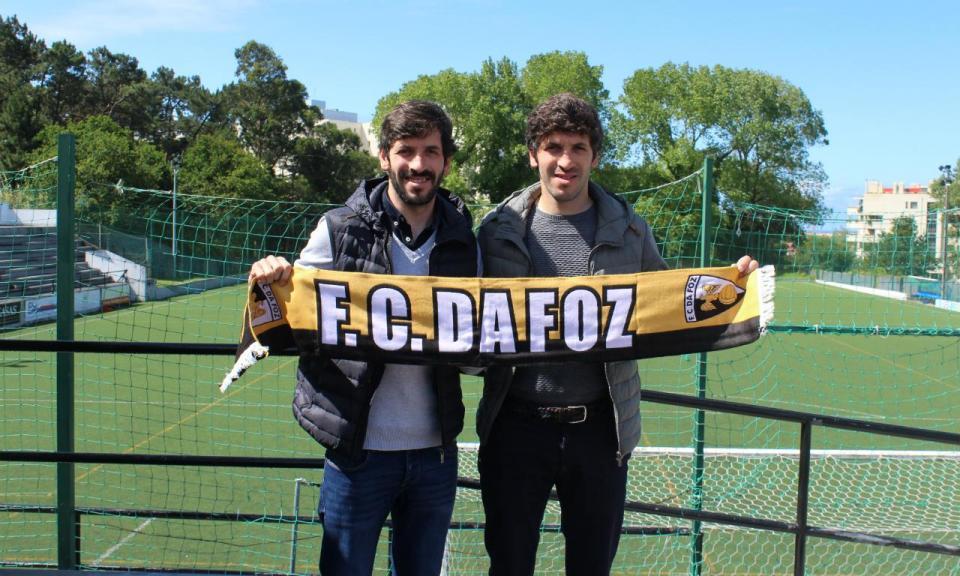 Notas breves sobre os treinadores da AF Porto