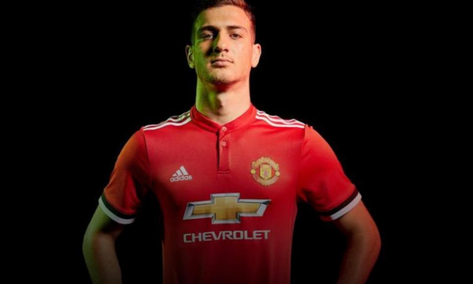 Dalot: «Manchester United é uma oportunidade inacreditável»