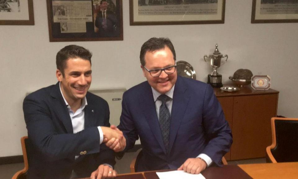 OFICIAL: ex-treinador do Belenenses na Udinese