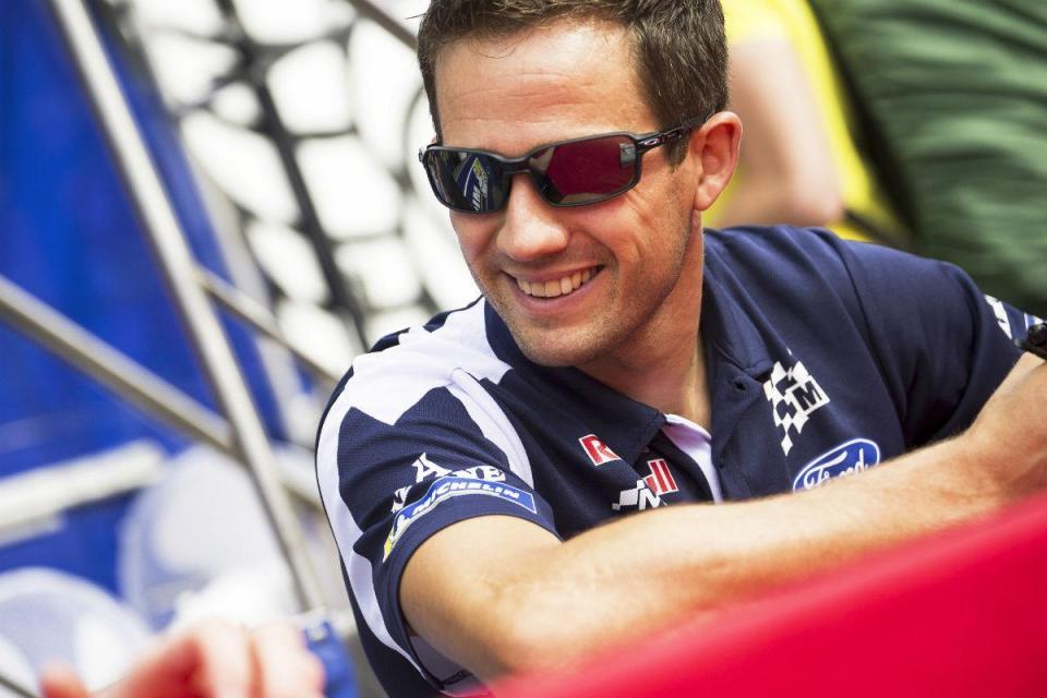 WRC: Ogier é o primeiro líder na Sardenha