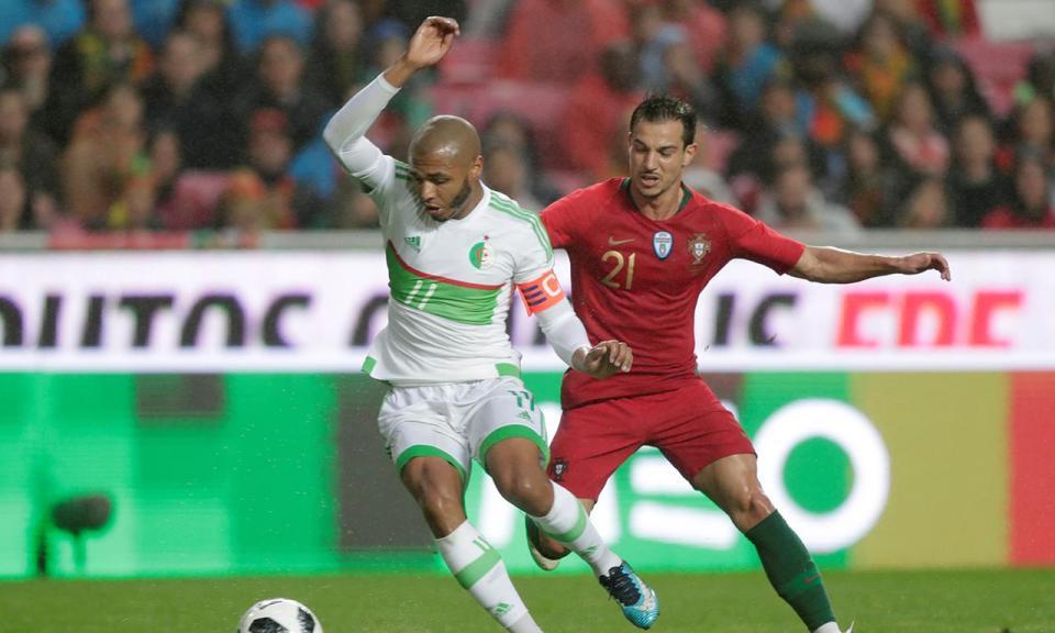 Brahimi: «Portugal tem grandes hipóteses no Mundial»