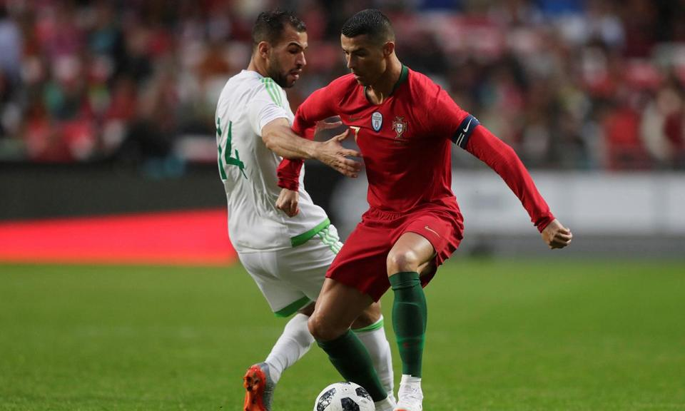 Ronaldo e o duelo com a Espanha: «Vamos ganhar»
