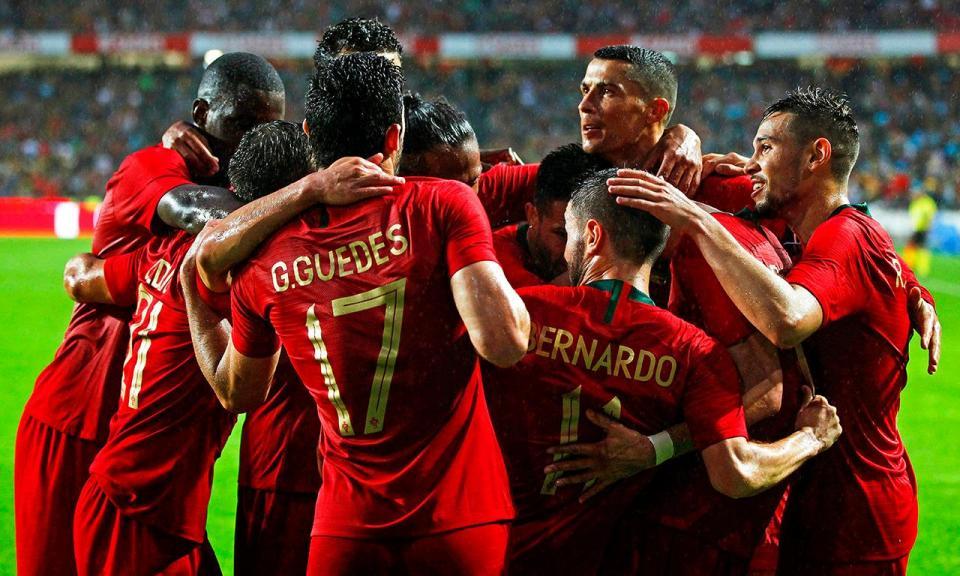 Portugal-Argélia, 3-0 (crónica)