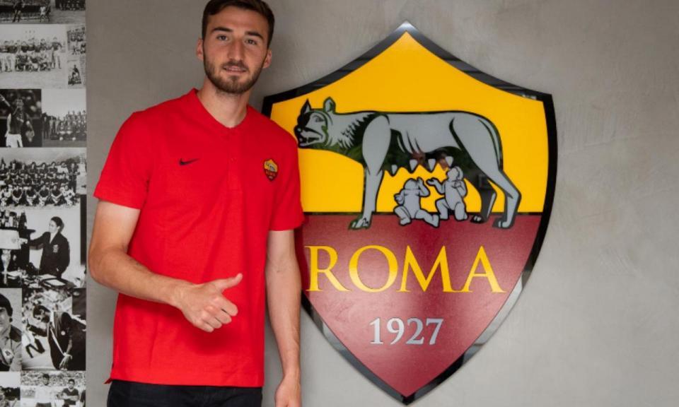 OFICIAL: Bryan Cristante é reforço da Roma