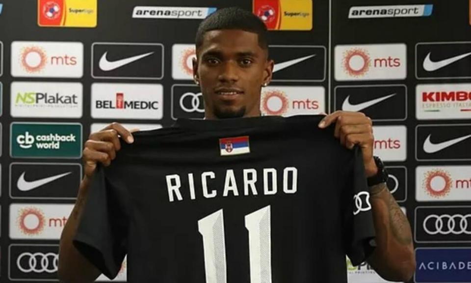 OFICIAL: Ricardo Gomes apresentado no Partizan