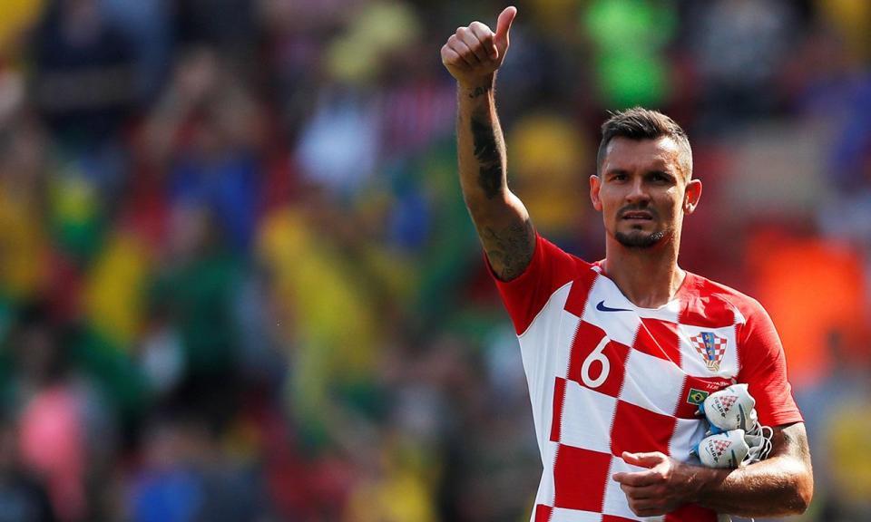 Croácia: Dejan Lovren é baixa para jogo com a Espanha