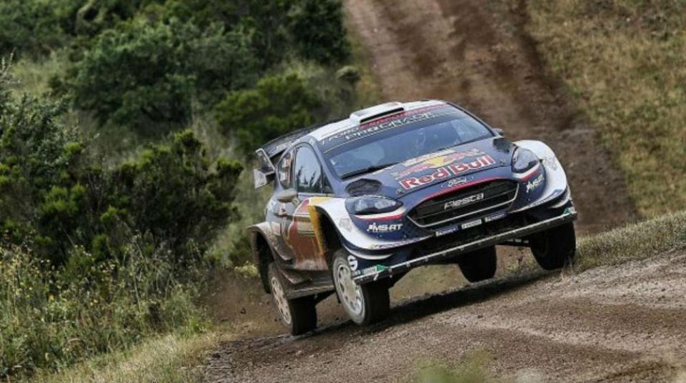 WRC: Ogier fecha 2.º dia do Rali da Sardenha no comando