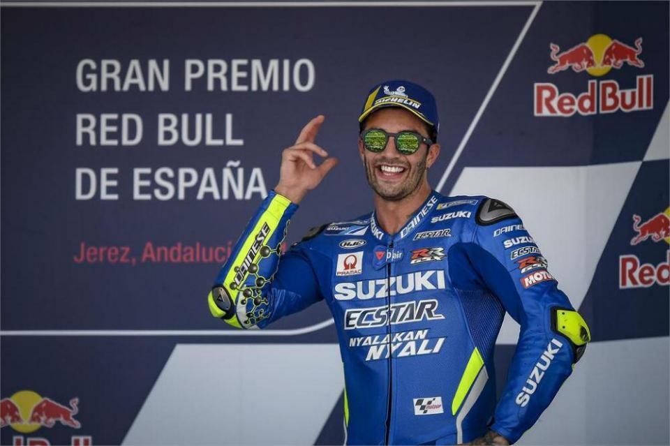 MotoGP: Andrea Iannone confirmado na Aprilia