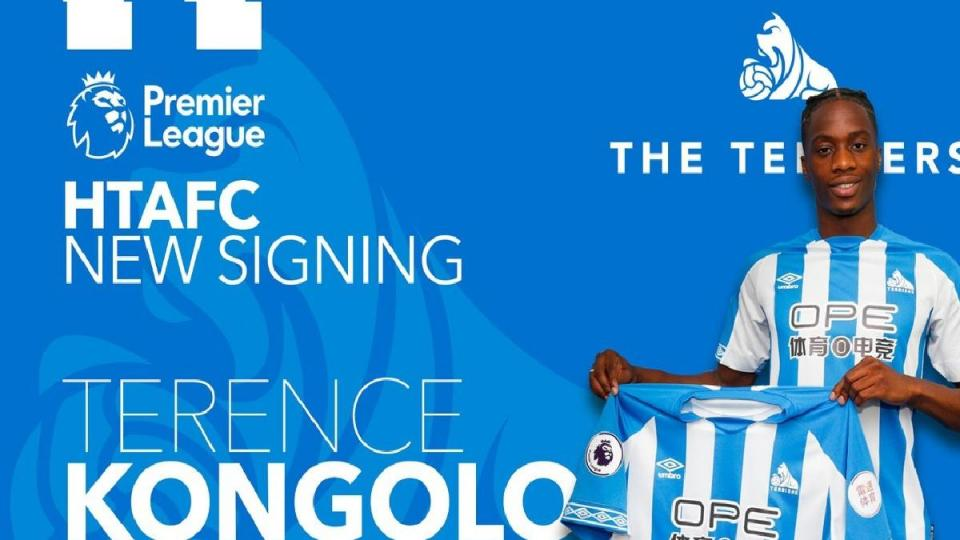 OFICIAL: Huddersfield contrata internacional holandês por valor recorde