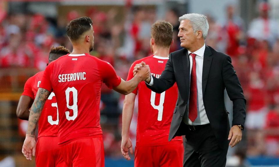 VÍDEO: Seferovic marca na vitória da Suíça sobre o Japão