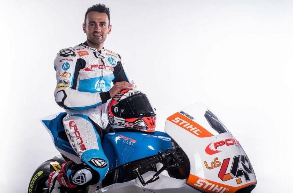 Moto2: Héctor Barberá despedido depois de condenado por excesso de álcool