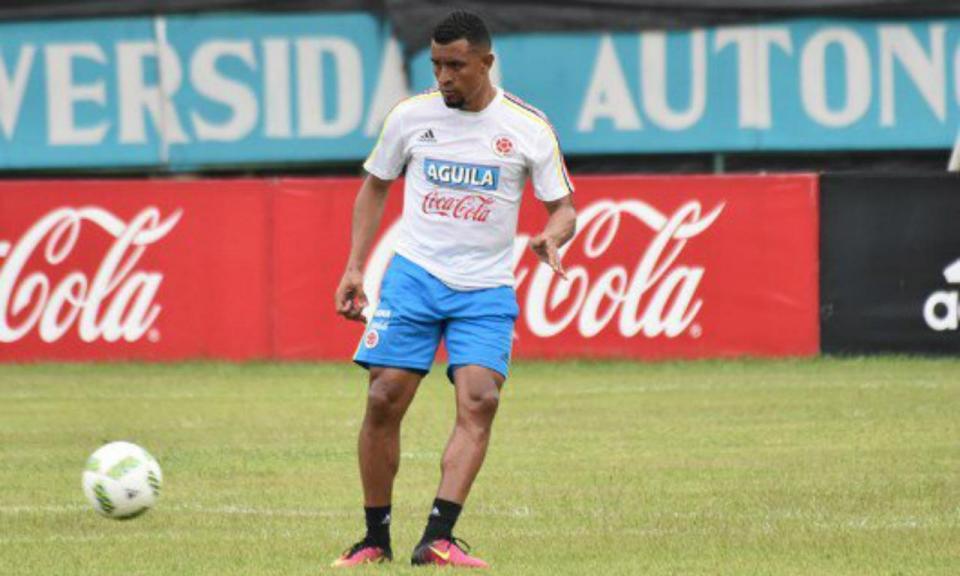 Colômbia: Farid Diaz substitui lesionado Frank Fabra no Mundial