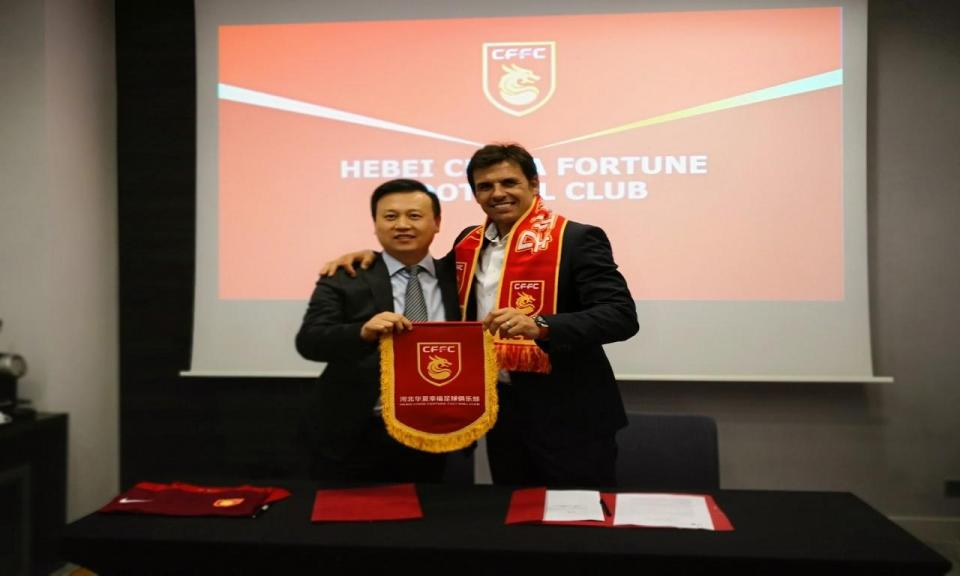 OFICIAL: Chris Coleman ruma à China