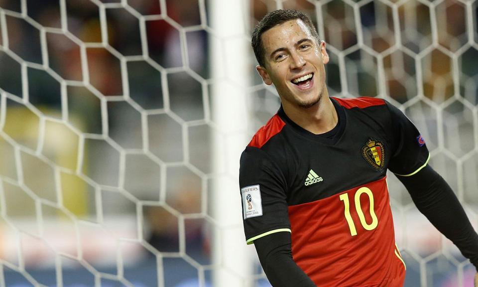 Hazard: «Real Madrid? Sabem o que fazer se quiserem contratar-me»