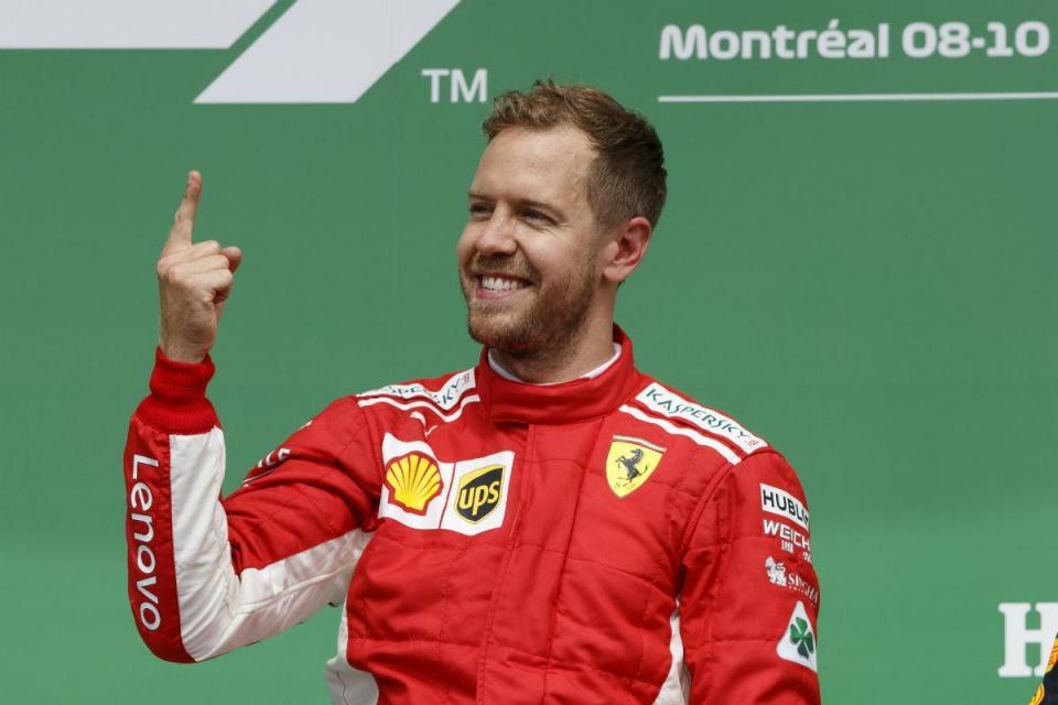 """Sebastian Vettel: """"A acusação da Mercedes é algo idiota"""""""
