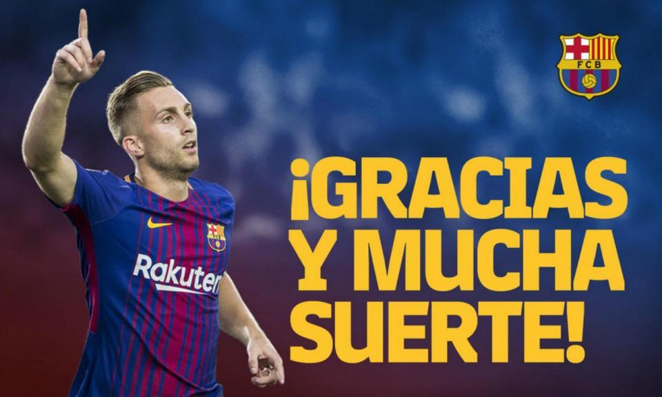 OFICIAL: Barcelona anuncia transferência de Deulofeu para o Watford