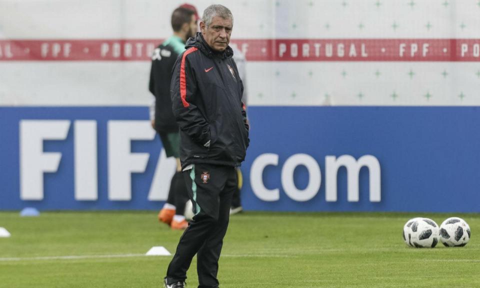 Fernando Santos: «Estamos confiantes, sem presunção»