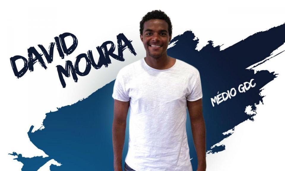 Desp. Chaves: brasileiro David Moura também é reforço
