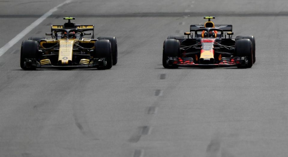 "Renault avisa Red Bull: ""Na Áustria já não estamos cá e vão para a Honda"""