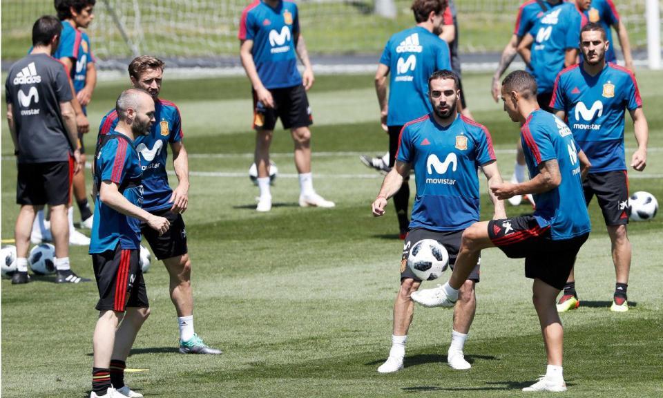 Espanha: «Jogadores estão decididos a fazer um grande Mundial»