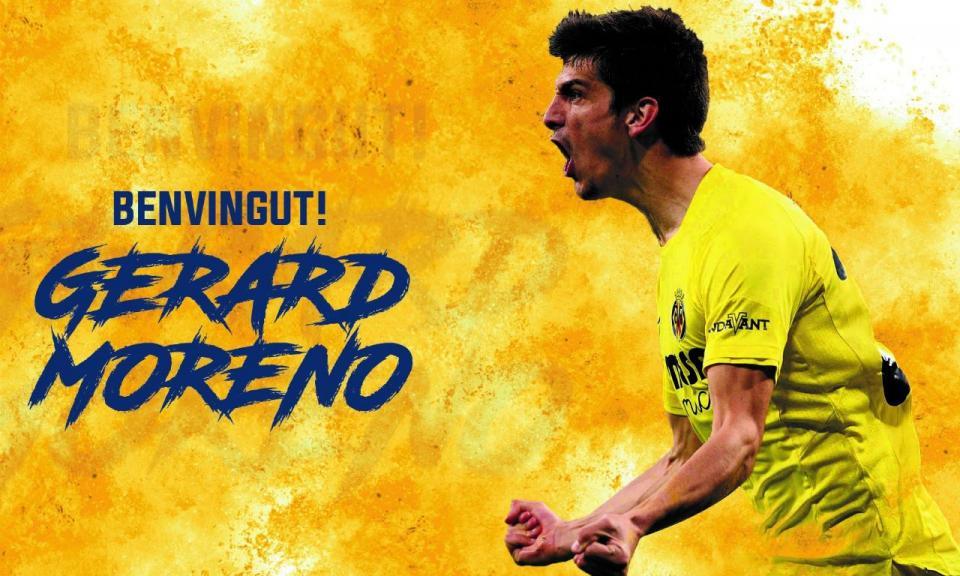 OFICIAL: Gerard Moreno no Villarreal
