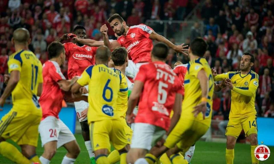 «Violência no futebol? Em Israel os castigos são muito pesados»