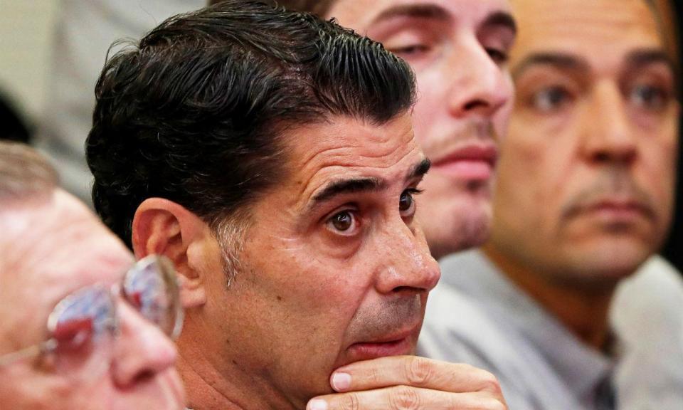 OFICIAL: Hierro é o novo treinador de Espanha