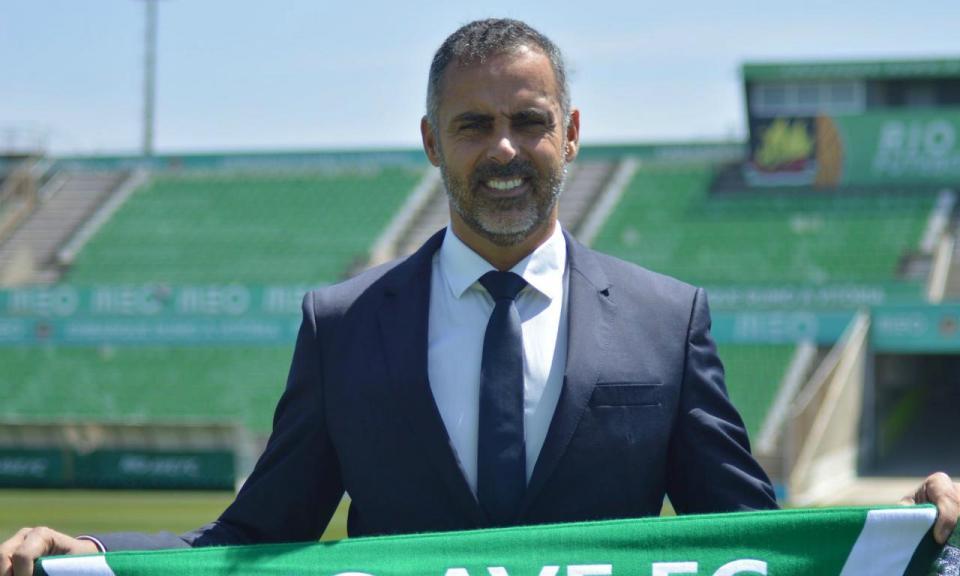 José Gomes: «Feirense tem uma forma muito própria de jogar»