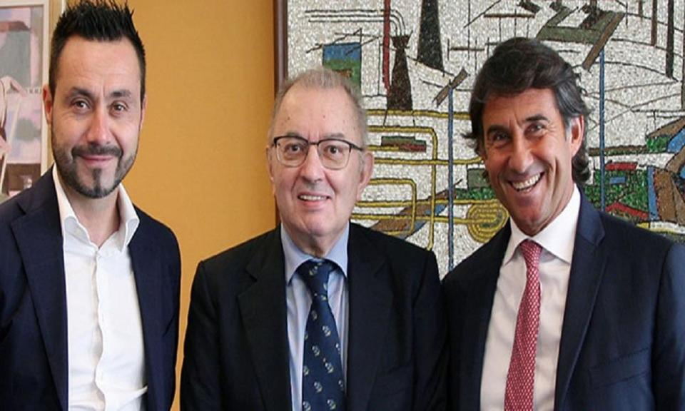 OFICIAL: Sassuolo anuncia treinador para a próxima época