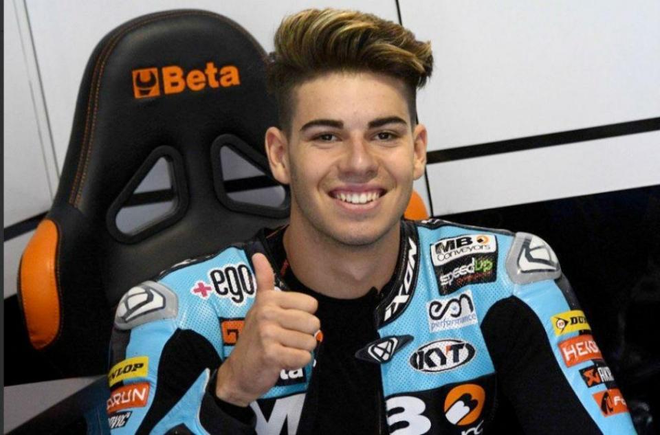 Moto2: Augusto Fernández escolhido para o lugar do despedido Héctor Barberá