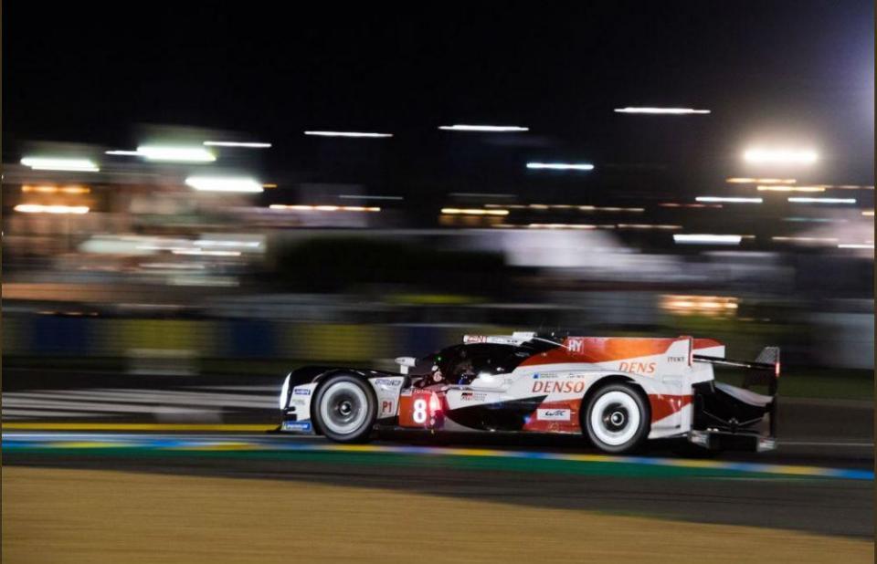 24 Horas de Le Mans: dobradinha da Toyota na Q1