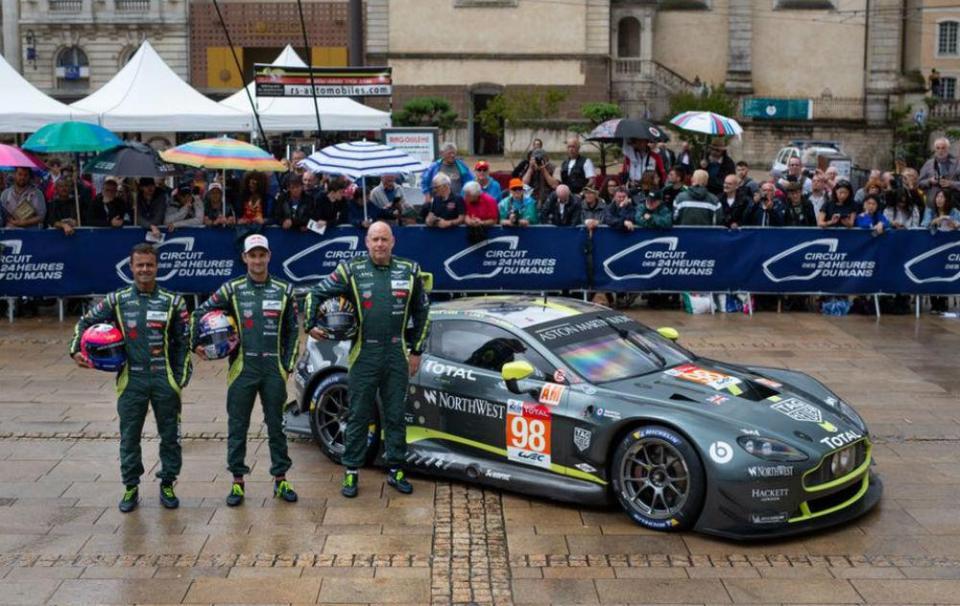 Pedro Lamy está preparado para as 24 Horas de Le Mans