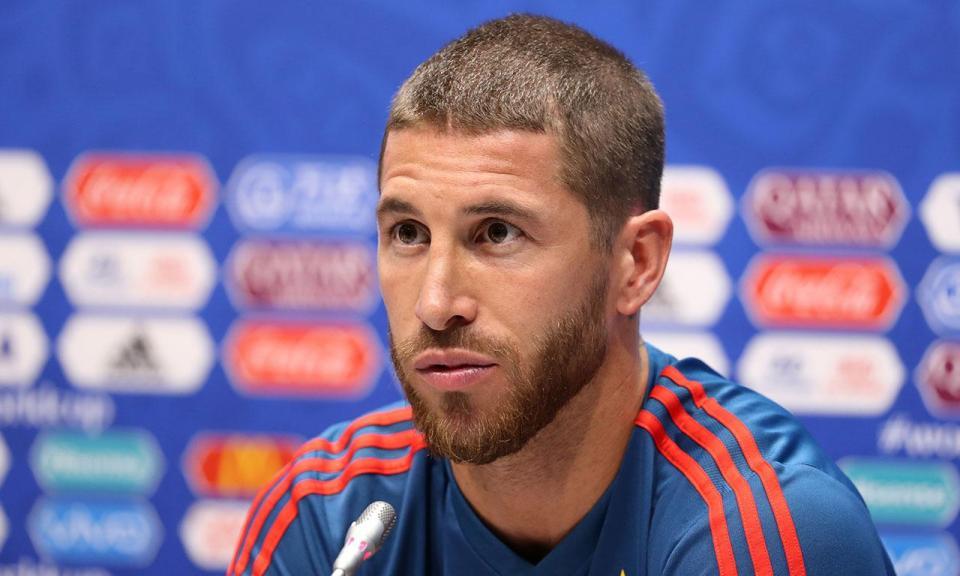 Sergio Ramos sabia das negociações entre Real Madrid e Lopetegui