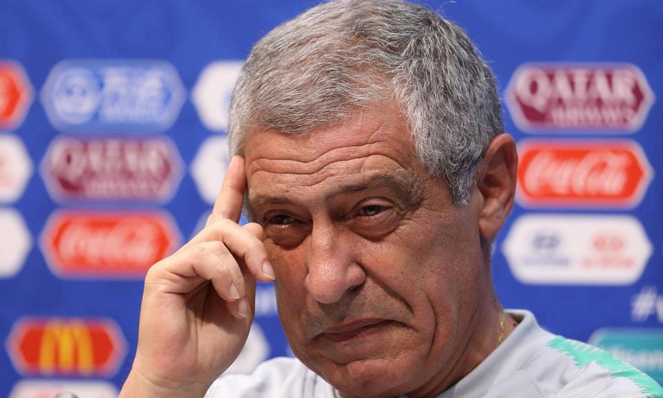 Fernando Santos: «Portugal tem capacidade para fazer golos ao Uruguai»