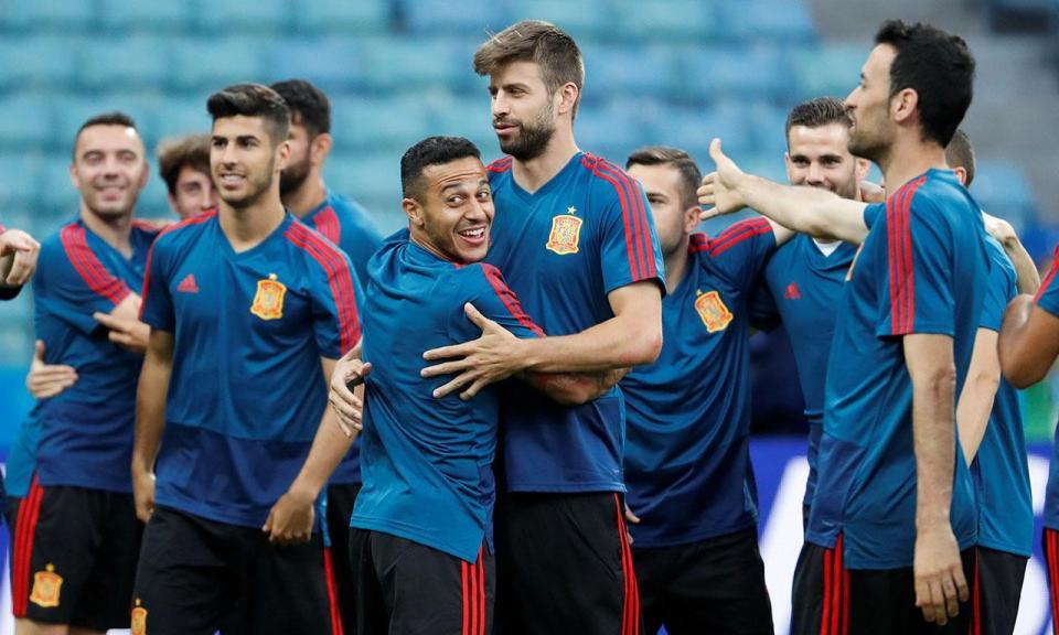 Espanha: Luis Enrique leva jogadores a «escape room» de Madrid