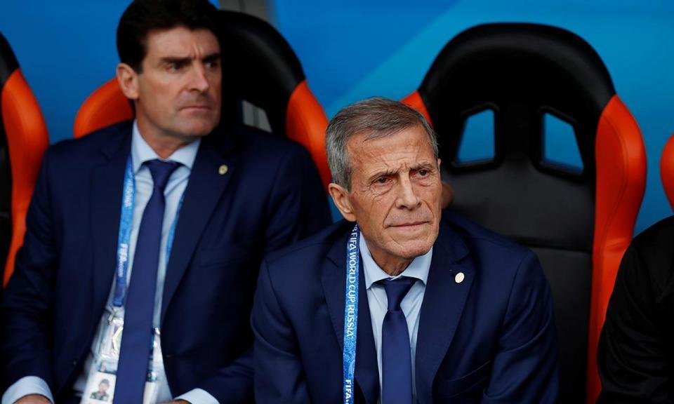 Tabárez: «Nunca estivemos tão preparados para um Mundial»