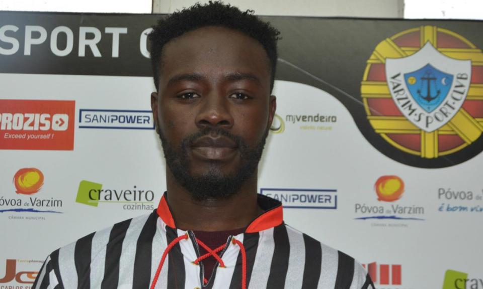 II Liga: internacional guineense é reforço do Varzim