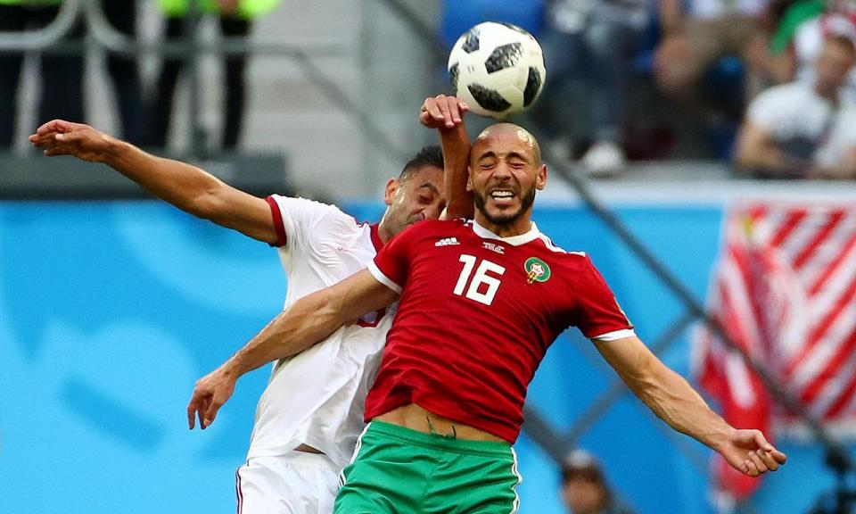 Mundial 2018: Marrocos-Irão, 0-1 (resultado final)