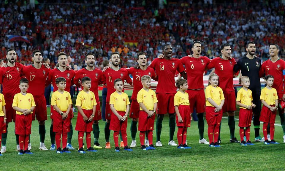 Uruguai-Portugal: há que ser nação valente