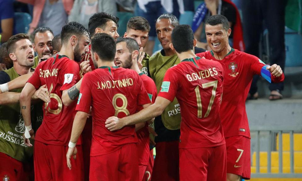 a38623c302 Ronaldo chega aos 85 golos por Portugal e ultrapassa Puskás ...