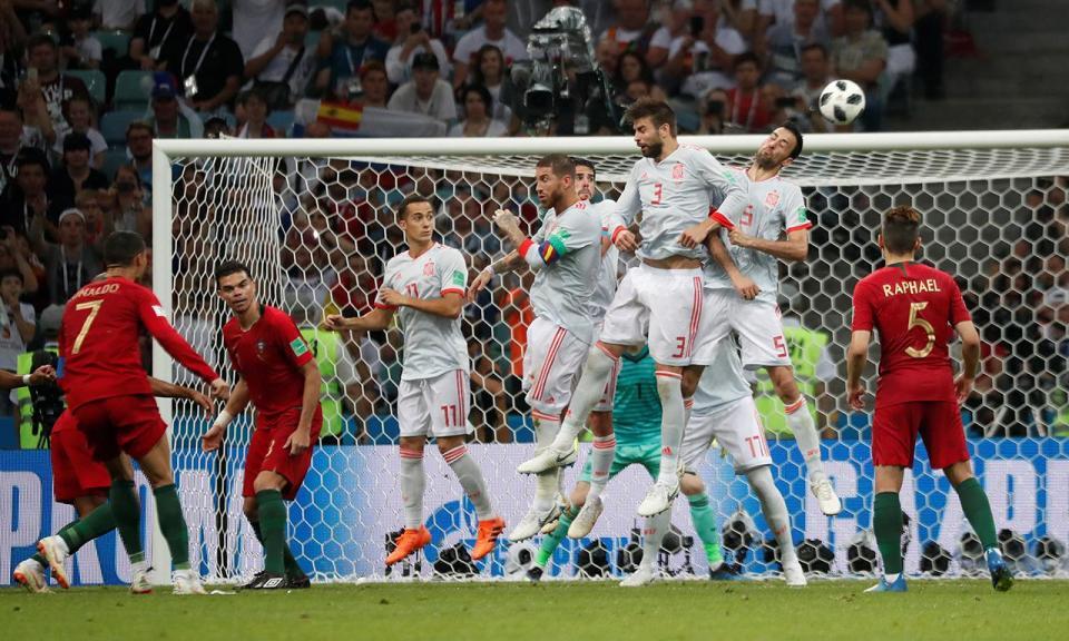 Mundial 2018: FIFA marca eventual sorteio do grupo de Portugal