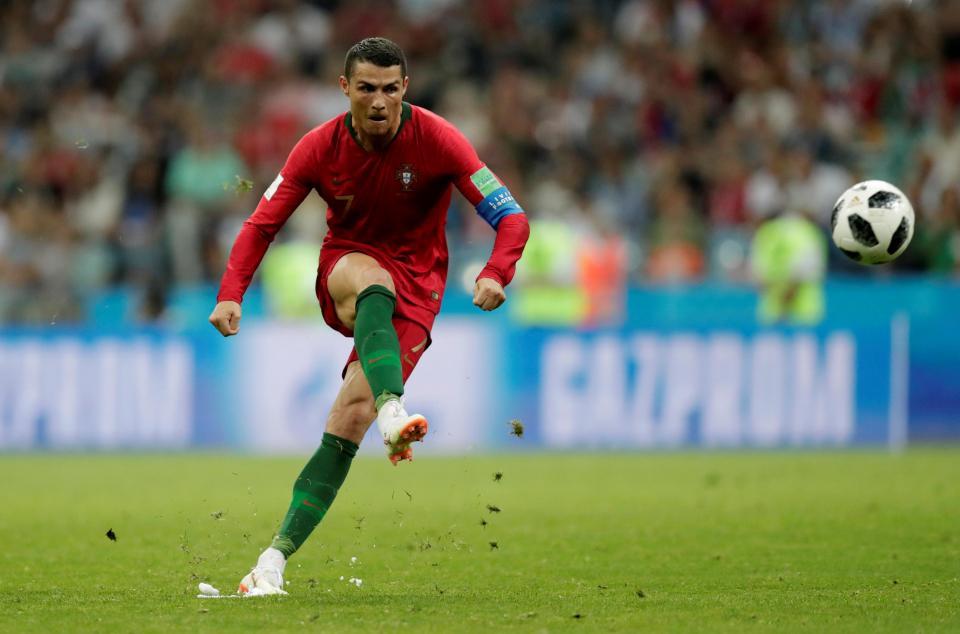 Contas dos jogadores portugueses foram as que interações geraram a seguir  às dos jogadores brasileiros 316494aec8194