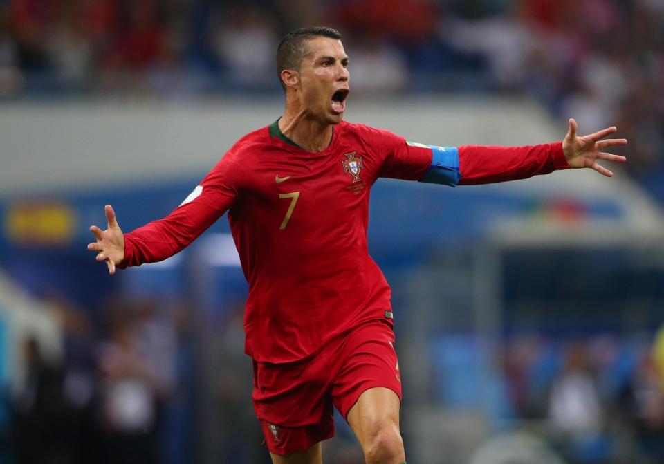 FIFA: Cristiano Ronaldo nomeado para melhor do Mundo
