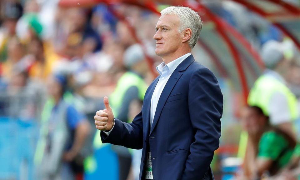 Deschamps: «Argentina não é só Messi»