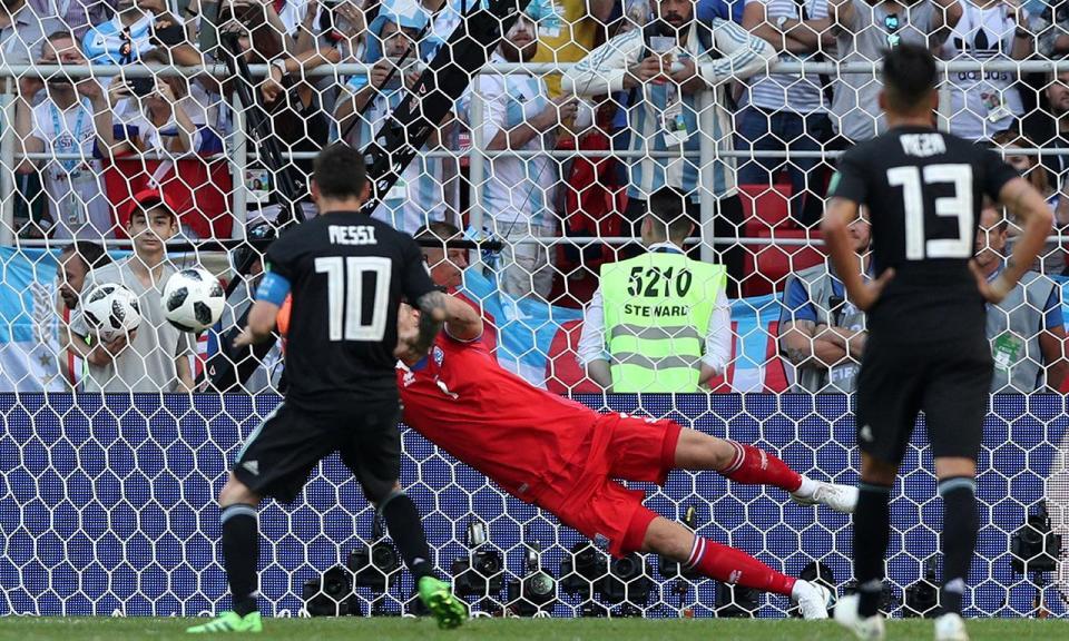 Mundial, dia 8: a redenção argentina e novo duo de apurados à vista