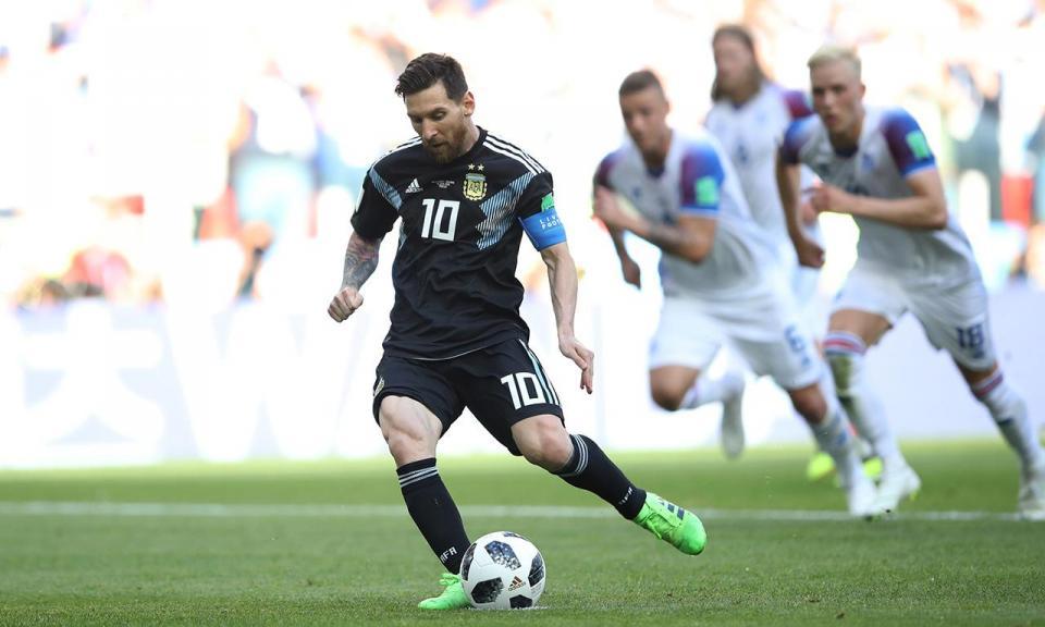 «Messi é bom, mas nunca ganhou um Mundial»